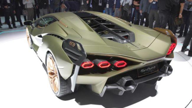 Lamborghini's New Tech Could Reform Electric Supercars